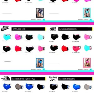 Catalogo Mask Fit